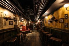 Victorian Tavern at #LondonDungeons by #THEME3