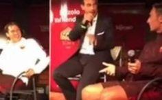 Battuta di Totti in ritiro spiazza tutti: cosa ha detto contro la Chiesa locale Nel clima disteso e goliardico che condisce i primi duri allenamenti delle squadre che si ritrovano dopo le ferie estive, il capitano Francesco Totti si è lasciato andare a qualche battuta sopra le r #totti #roma #pinzolo