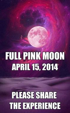pink full moon quotes quote days moon share events pink moon