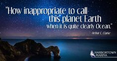 Planet #Ocean! #HarbortownMarina #OceanLife