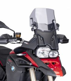 Cupolino touring F 800 GS Adventure Puig cod.7307