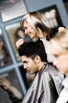 Find a target market for your salon.