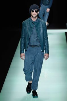 Emporio Armani SpringSummer 2016 Collection - Milan Fashion Week - DerriusPierreCom (15)