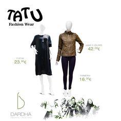 TATU Fashion Wear ^ Koleksioni Vjeshtor ^ Brenda Dardhës !