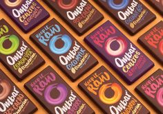 We Can Practically Taste the Flavors of These Stunning Chocolate Bars — The Dieline | Packaging & Branding Design & Innovation News