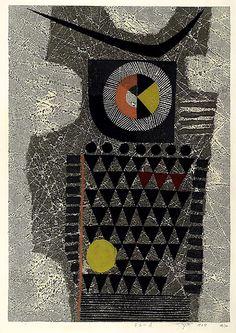 Serie Number 28 of 50 (1964) Fumio Fujita