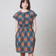 Kindling Kyoto Dress