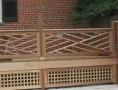 Find This Pin And More On Front Patio Railing By Lsrbze.