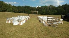 Majestic Field ceremony site