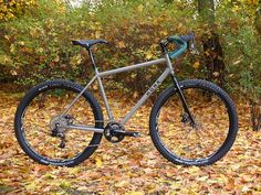 The Rubbish Bin: 27.5 Drop Bar Mountain Bike by Monk Bicycle Co. on...