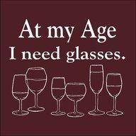 Glasses can be a wonderful thing!