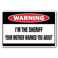 Cap an outstanding police career with our custom Sheriff ...