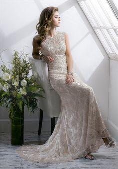 Sottero and Midgley Mischlene Wedding Dress - The Knot