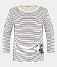 Billybandit Long Sleeve T-Shirt Blue Oiidesign.se