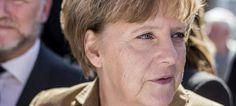 Angela Merkel sei angeschlagen und schwach und stelle daher ein Risiko für die ganze Welt dar - behauptet der Global Risk Report. Foto:  FNDE - Own work / Wikimedia CC BY-SA 4.0