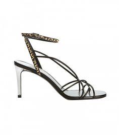 Saint Laurent Kate Sandals