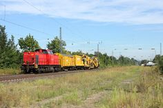 Germany - EBM 203 115 / Menden, North Rhine-Westphalia — Trainspo