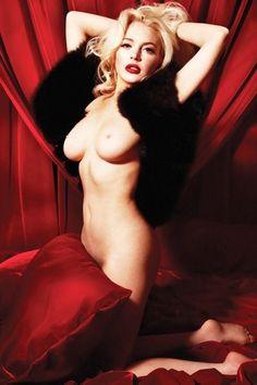 Lindsay Lohan porno elokuvaa