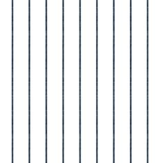 navy pin stripes  custom fabric by littlearrowdesign for sale on Spoonflower