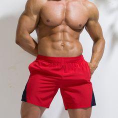 Hunks Men, Best Abs, Men In Uniform, Kawaii Clothes, Sport Man, Sport Shorts, Sport Casual, Muscle Men, Leather