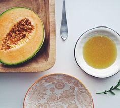 Paras halloumisalaatti cantaloupe melonisalaatti rucola - Suusta suuhun | Lily.fi