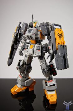 "1/144 EZ-8 ""Burst"" - Custom Build - Gundam Kits Collection News and Reviews:"