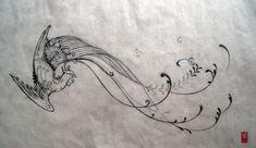 phoenix tattoo ideas   Pin Feminine Phoenix Tattoo Designs Tattoos on Pinterest