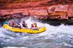 "*ARIZONA ~ Join National Geographic's ""Best River & Sea Outfitter on Earth"" for the Grand Canyon rafting trip of a lifetime from Lees Ferry to Lake Mead."
