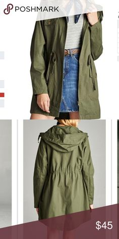 Utility jacket A classic of all times.  True to size  Cotton blend Jackets & Coats Utility Jackets