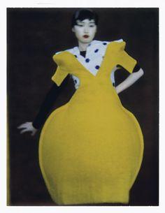 Sarah Moon - Monette pour Commé des Garçons via Michael Hoppen Gallery
