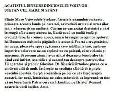 Ștefan cel Mare și Sfânt Republica Moldova, Christian Quotes, Christianity Quotes