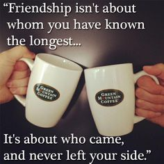 Do you have any best friends who are fans of Green Mountain Coffee too?