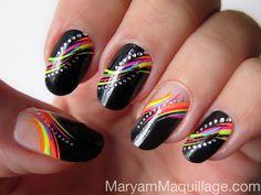 Kiss Nail Dress in Eyelet (nail strips)