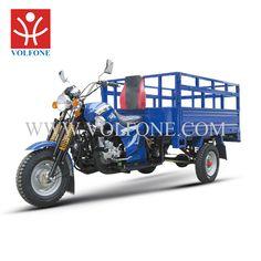 VF0005 | China Henan Luoyang carga pesada con 110cc 125cc 150cc 175cc 200cc motocicleta de 3 ruedas para la venta