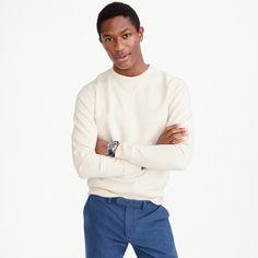 Wallace & Barnes fleece crewneck sweatshirt