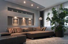 Indirekte Beleuchtung » Ideen für Wand + Deckenbeleuchtung
