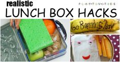 Realistic Lunch box ideas to make your life as a parent much easier. Realistic, easy and loved by kids