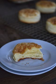 Gluten Free Biscuits: from the Gluten Free on a Shoestring Cinnamon Bun recipe!