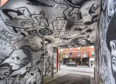 Montreal street art. My art at Etsy https://www.etsy.com/shop/JohnVedderArt. Please pin my paintings!  Let's Connect on Facebook https://www.facebook.com/johnvedderart on Instagram http://instagram.com/johnvedderart. Sharing my pin favs at #johnvedderart   Cheers, John