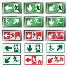 Create Fire Evacuation Plan Clipart  Evacuation Plan Emergency