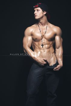 """allanspiers: """"Model: Tanner Wilson By Allan Spiers Photography Facebook 