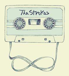 The Strokes. soooo goooooooddd <3
