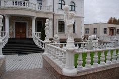 #Известняк #Фасады #НатуральныйКамень #ТЭХ Фасад, балюстрада и архитерупные элементы из известняка http://mircamnya.ru/fasad_sale/