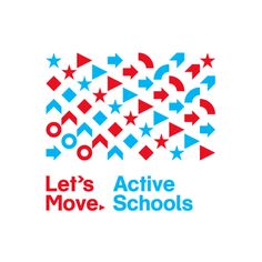 Let's Move Active Schools (2013) _ Wolff Olins