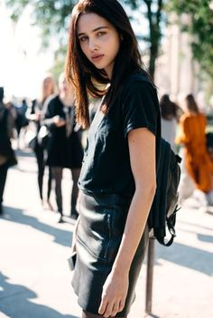 Paris Fashion Week Street Style | British Vogue