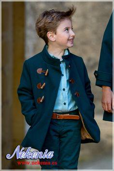 Precioso abrigo para que luzcáis este Otoño!!