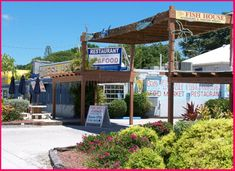 The Fish House - a tradition in the Keys since 1987.
