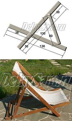 Folding Furniture, Outdoor Furniture Plans, Woodworking Furniture Plans, Woodworking Projects Diy, Home Decor Furniture, Pallet Furniture, Lawn Furniture, Furniture Design, Chair Design Wooden