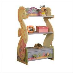 Seahorse Nursery Shelf
