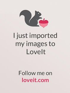I just imported 24 of my images from Pinterest to LoveIt. Sign up and follow me at http://loveit.com/Shparvez001